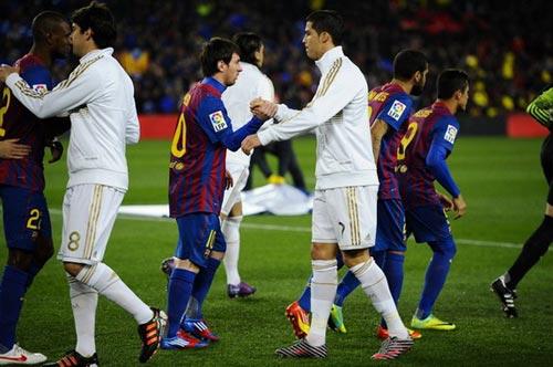 """Real và Barca từ chối đá """"kinh điển"""" ở Trung Quốc - 1"""