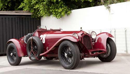 10 mẫu xe nổi bật gắn với huyền thoại thiết kế Pininfarina - 1