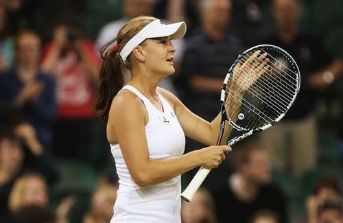 Kerber - Radwanska: Cho lần đầu tiên (Video Wimbledon) - 1