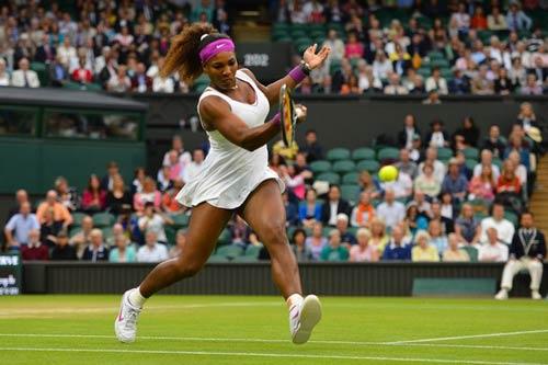 Serena - Azarenka: Vượt chướng ngại vật (Video Wimbledon) - 1