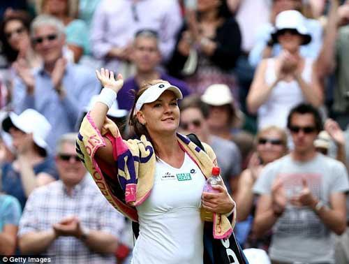 Serena Williams chứng tỏ sức mạnh - 1