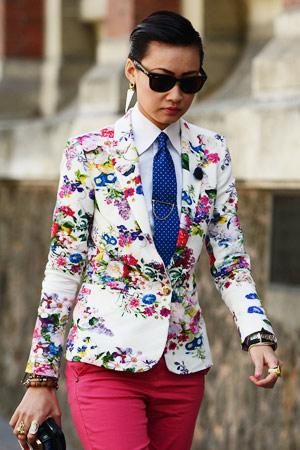 Tín đồ mặc gì đi xem thời trang cao cấp - 1