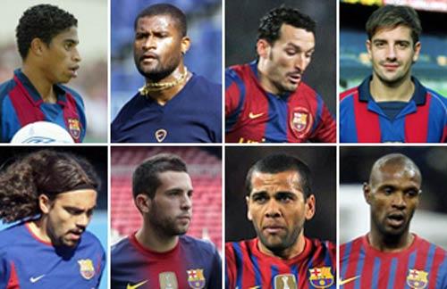 Barca & hậu vệ trái: Hành trình 100 triệu Euro - 1