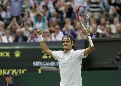 Federer: Bản chất huyền thoại - 1
