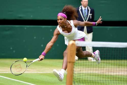 Serena - Radwanska: Đỉnh vinh quang (Video Wimbledon) - 1