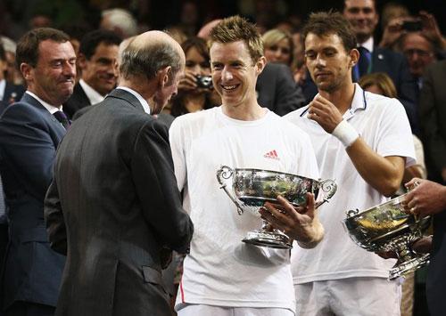 Điềm lành báo Murray vô địch Wimbledon? - 1