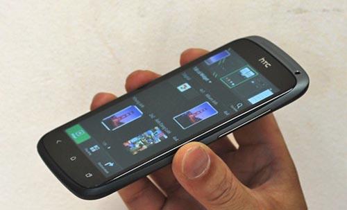 Đánh giá HTC One S - 1