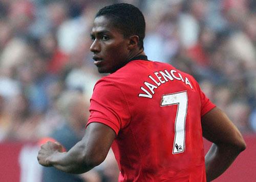 """MU: Áo số 7 có """"vừa"""" với Valencia? - 1"""