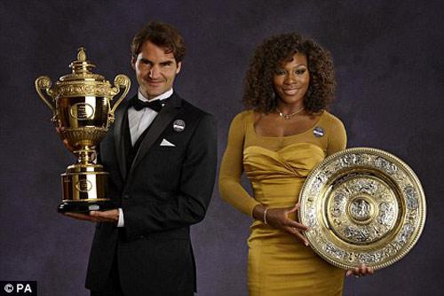 "Murray ""giải sầu"" sau CK Wimbledon - 1"