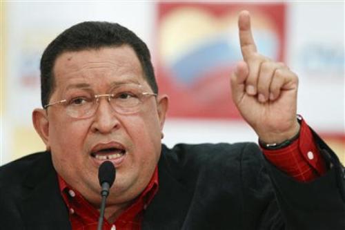 Tổng thống Venezuela tuyên bố khỏi bệnh - 1