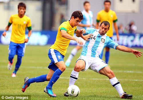 Chi đậm, Chelsea sắp có sao trẻ Brazil - 1