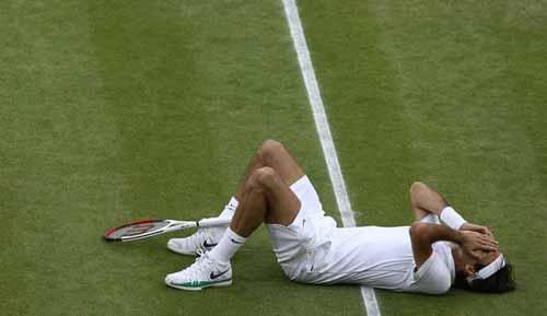 Chúa đã chọn Federer - 1