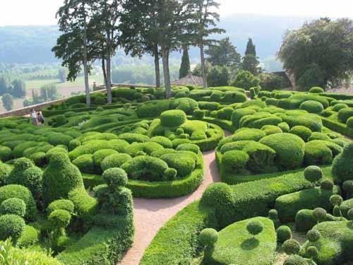 Ngắm khu vườn lộng lẫy nhất thế giới - 1