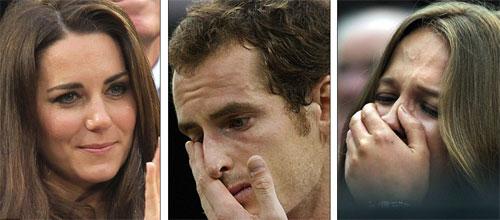 Andy Murray: Nước mắt kẻ chiến bại - 1