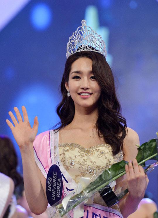 Sốc vì nhan sắc thật của các hoa hậu Hàn - 1