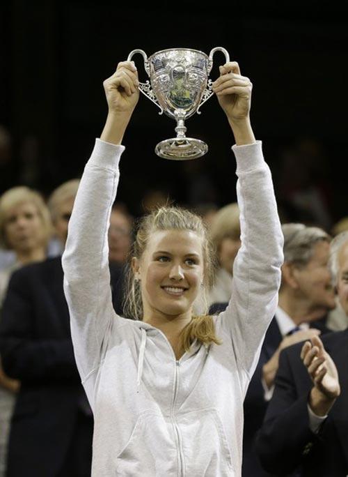 Mỹ nhân tennis mới tại Wimbledon 2012 - 1