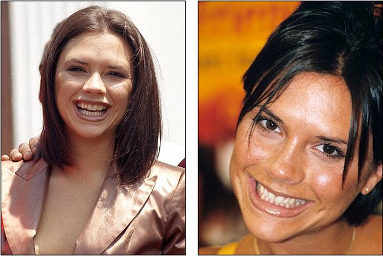 Vào tháng 1 năm 1997, Vic có nụ cười rạng ngời trong chuyến du lịch Nam Phi. Tiếp đó là nụ cười hạnh phúc của bà Becks trong năm 1998.