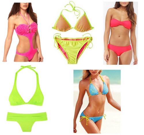 5 xu hướng áo bơi đắt khách nhất hè 2012 - 1
