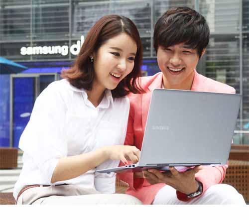 Samsung Series 9 màu mới, giá mềm - 1
