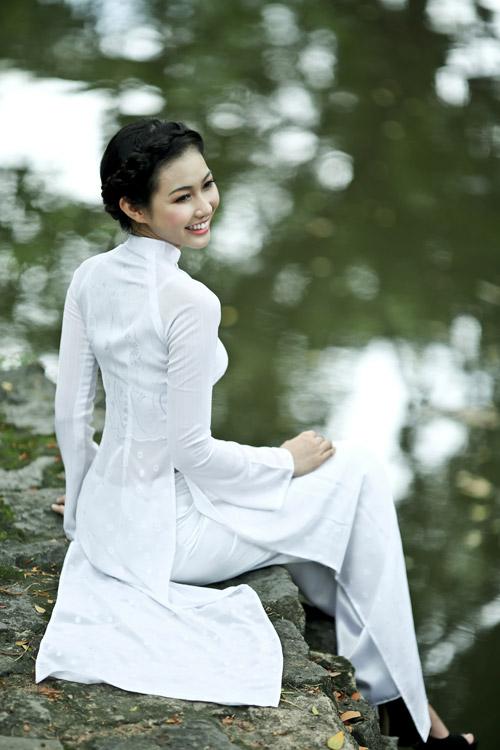 Vẻ đẹp tinh khôi của Miss Teen Bích Khanh - 1