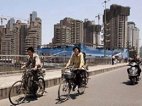 Trung Quốc: Manh nha bong bóng BĐS - 1
