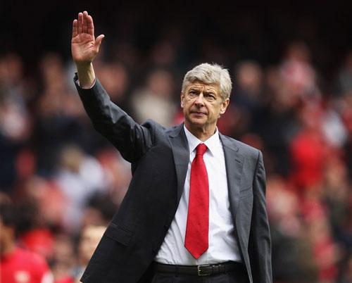 Wenger: Khi yêu đừng quay đầu lại - 1
