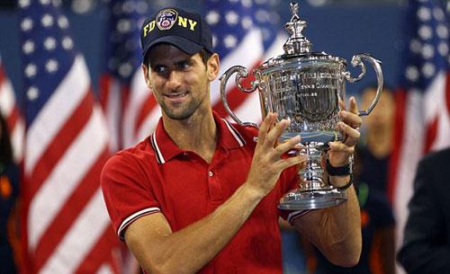 US Open 2012 sớm công bố tiền thưởng - 1