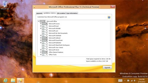 Microsoft Office 15 – cái nhìn đầu tiên - 1