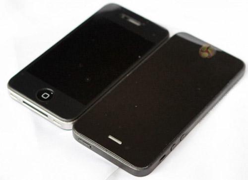 iPhone 5 lộ thêm ảnh 'nóng' - 1