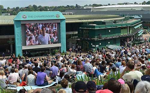 Serena Williams mơ một mùa hè hoàn hảo - 1