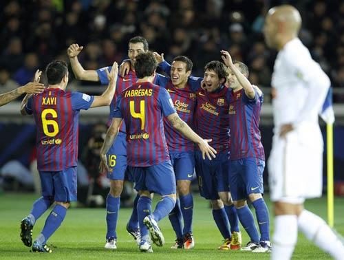 """Barca: Cuộc cách mạng """"kỳ lạ"""" của Tito - 1"""