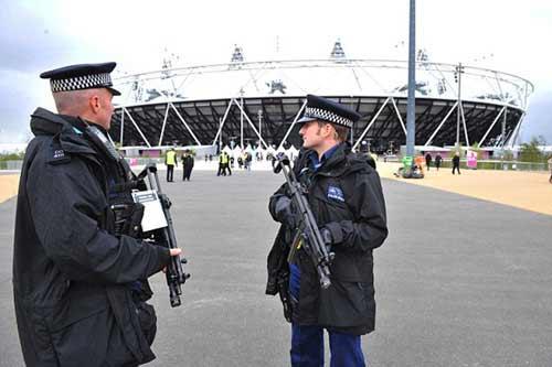 Olympic 2012: Bê bối công tác an ninh - 1