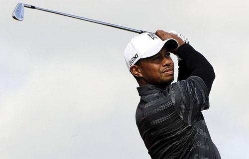 Golf – Tiger Woods tự tin trước The Open - 1