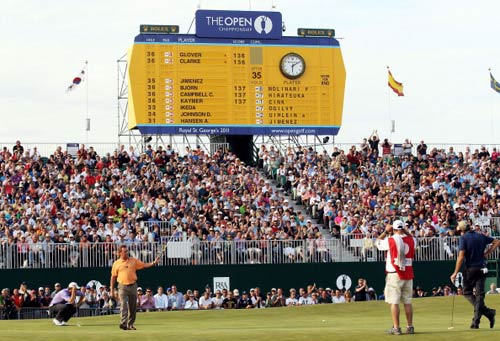 Golf - Hướng tới The Open: Thử thách cực đại - 1