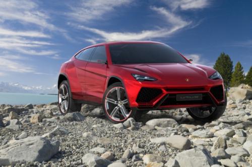 'Tân binh' Lamborghini Urus có giá 207,000 USD? - 1
