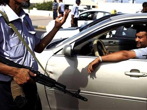 Chủ tịch Ủy ban Olympic Libya bị bắt cóc - 1