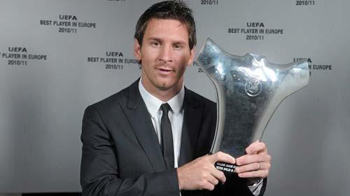 Cầu thủ số 1 châu Âu: Messi, CR7 và... - 1