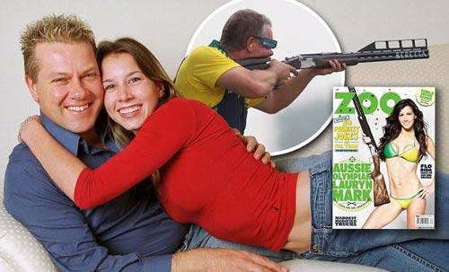 Olympic 2012: Đồng tính thì được, vợ chồng thì không - 1