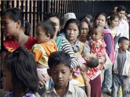 Bệnh lạ ở Campuchia được giải mã - 1