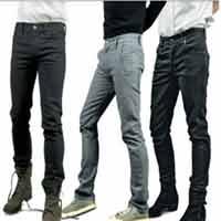 Xoắn tinh hoàn... vì quần jeans