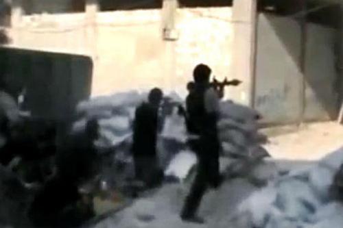Quân nổi dậy Syria phát động cuộc tấn công - 1
