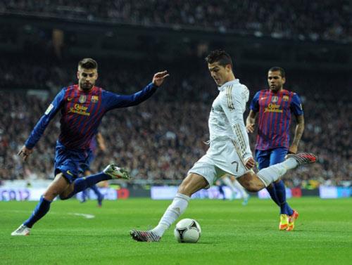 CR7, Real và tham vọng thống trị Liga - 1