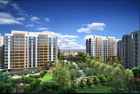 Sôi động giao dịch căn hộ 20 triệu đ/m2 - 1