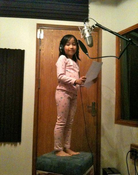 """Những bé """"con nhà nòi"""" của showbiz Việt - 1"""