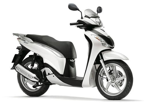 Honda SH nội giá 70 triệu đồng sắp lên kệ - 1