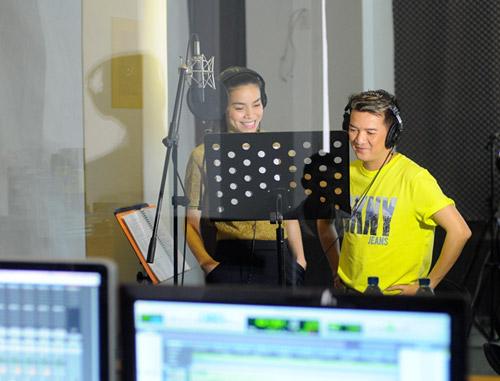 Hà Hồ kể lại 15 năm đi hát của Mr. Đàm - 1