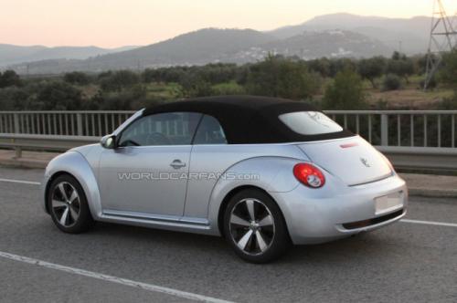 VW Beetle Convertible ra mắt cuối năm nay - 1