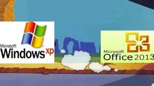 Office 2013 không chạy trên Windows XP và Vista - 1