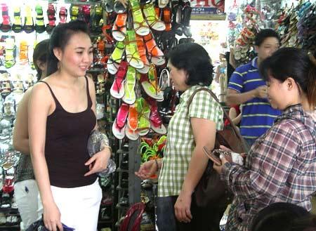 Đến lượt hàng Thái 'tấn công' chợ Việt - 1