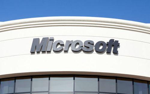 Báo cáo tài chính: Microsoft lần đầu tiên báo lỗ - 1